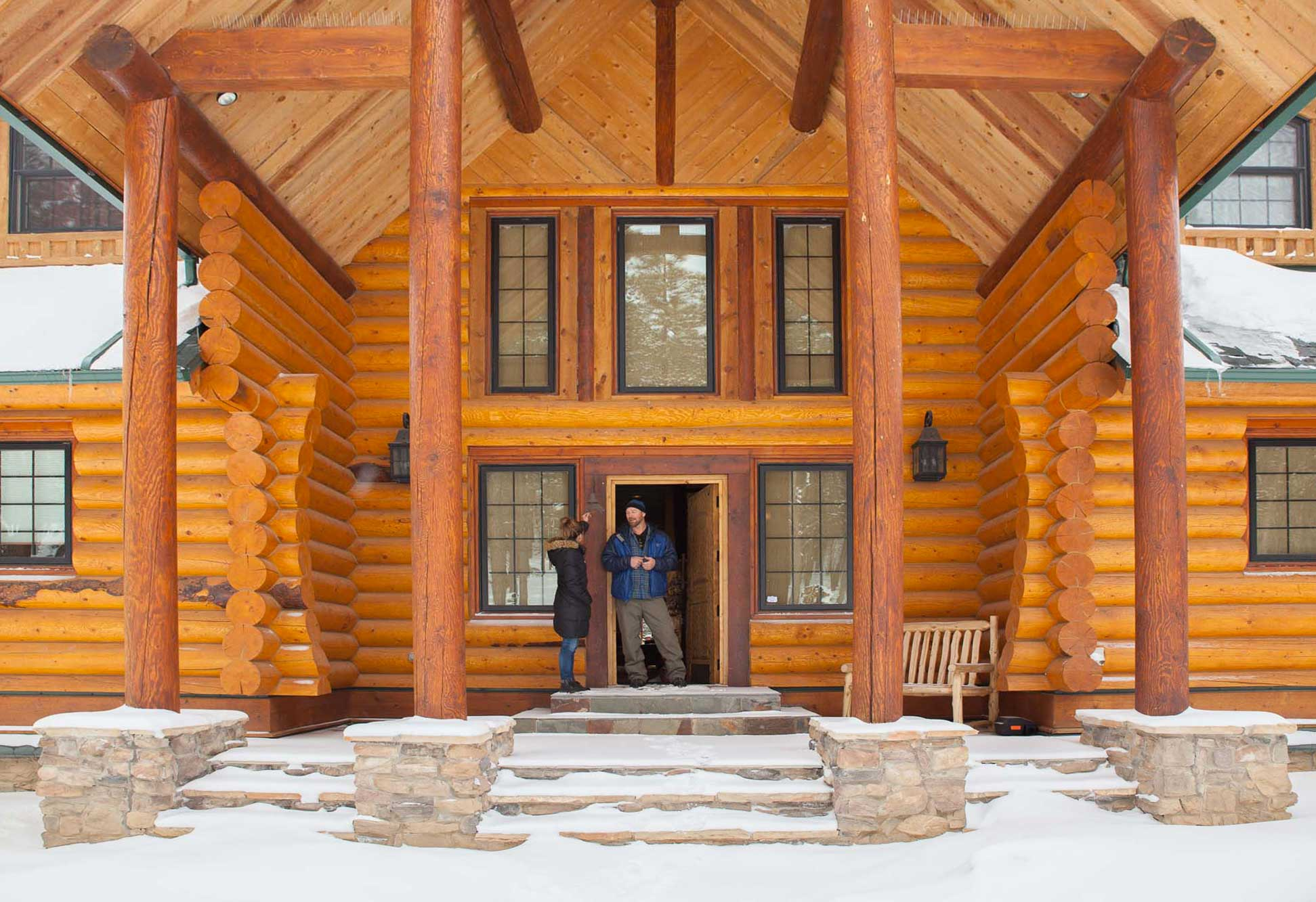 log-home-contractor-angel-fire-nm